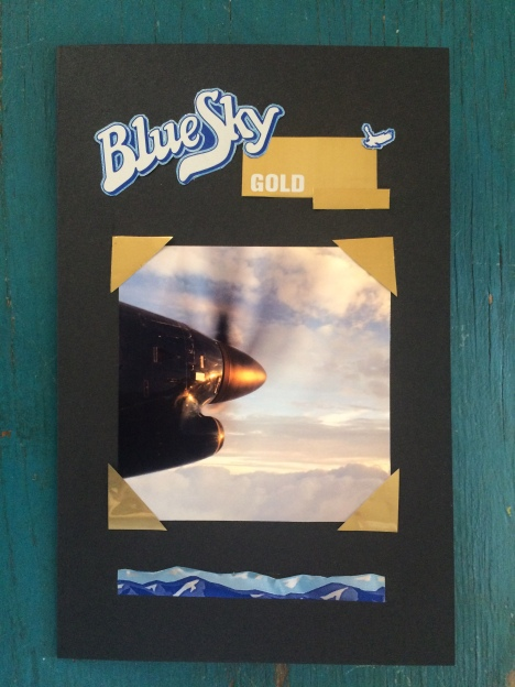 Blue Sky Gold cover